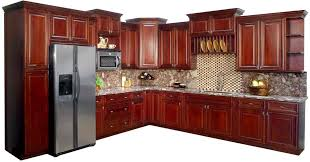 Modern Cherry Kitchen Cabinets Light Photo Throughout Inspiration - Pictures of kitchens with cherry cabinets
