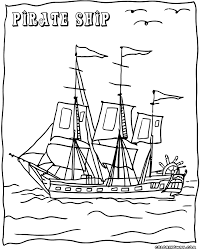 pirate coloring pages coloring pages download print