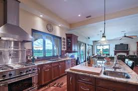 aerial views of the luxurious country estate for sale in citrus
