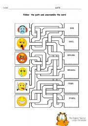 emotions worksheets free worksheets library download and print