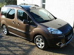 2nd hand peugeot used 2014 peugeot partner tepee hdi tepee outdoor for sale in