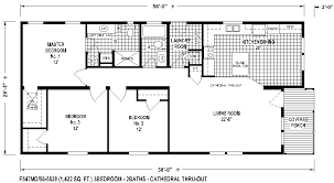 Floor Plans For Mobile Homes Single Wide Inspiring Floor Plans For Mobile Homes 25 Photo Uber Home Decor