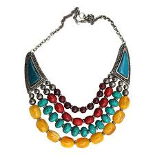 necklace beaded images Acrylic beads necklace at rs 100 piece beaded necklace id jpg