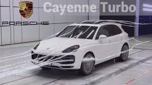 porsche cayenne pdcc porsche cayenne turbo aerodynamics with electric porsche dynamic