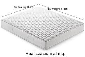 materasso memory roma su misura a roma memory al centimetro