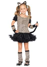 costume for kids child tutu leopard costume