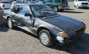 Honda Prelude New 1986 Honda Prelude 1800 Item G9731 Sold December 12 Cit