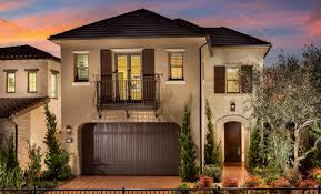 Home Design Center Orange County by New Homes In Orange County Piedmont 4 Bedroom Irvine Pacific