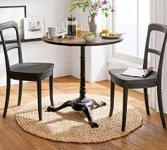 pottery barn bistro table rae bistro table pottery barn