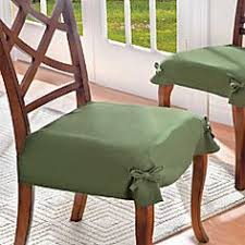 Chair Seat Cover Pb Comfort Dining Square Arm Long Side Chair Slipcover Linen