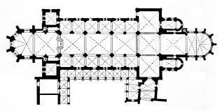 Cathedral Floor Plan File Naumburg Cathedral Floorplan Jpg Wikimedia Commons