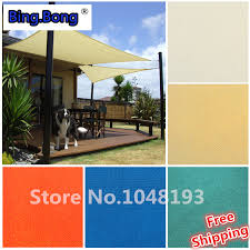 Triangle Awnings Canopies Compare Prices On Triangle Sun Shade Canopy Online Shopping Buy
