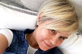 yolanda fosters hair yolanda foster haircut see photo of her short style the daily dish
