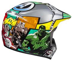 motocross helmets kids hjc youth cl xy 2 avengers helmet cycle gear