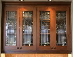 Cabinet Door Glass Insert Amazing Glass Cabinet Inserts Jonlou Home Cabinet Glass Inserts