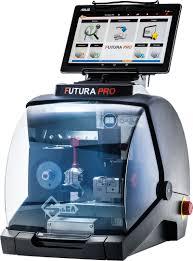 pro machine kaba ilco corp key machines futura pro