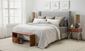 bedding throw pillows 12 ways to arrange pillows on a bed overstock com