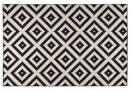 tappeti moderni bianchi e neri tappeto bianco e nero ispirazione di design per la casa e mobili
