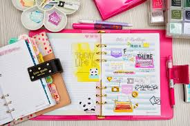 your own planner shopevalicious how to make your own watercolor planner