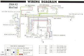 honda z50 k2 wiring diagram honda wiring diagrams instruction