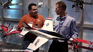 Rcuniverse Radio Control Airplanes Toledo 2012 Parkzone Habu 2 Edf Youtube