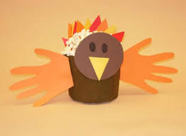 thanksgiving crafts for turkey shapes craft thanksgiving