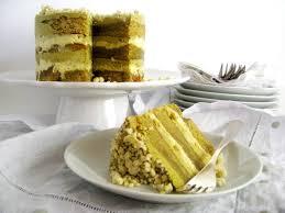 momofuku milk bar pistachio layer cake pistachio cake lemon curd