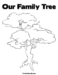 family tree coloring pages family tree coloring page 28945 bestofcoloring com
