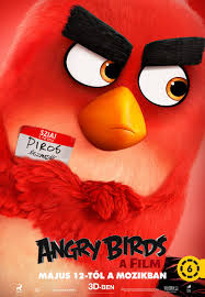 trailer and poster angry birds movie teaser trailer