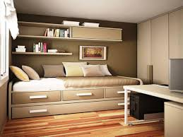 Minimalist Bedroom Design Small Rooms Storage Ideas For Small Bedroom Awesome Blue White Wood Glass