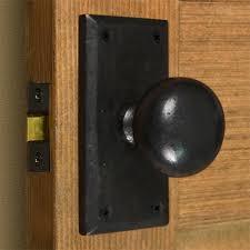 Interior Door Latch Hardware Door Knobs Interior Door Hardware Signature Hardware Intended For