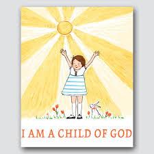 sarah jane studios i am a child of god latter day home