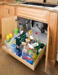 Under Cabinet Kitchen Storage by Best 25 Cleaning Supply Storage Ideas On Pinterest Laundry