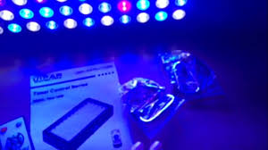 led aquarium light with timer viparspectra timer control 165w led aquarium light dimmable full