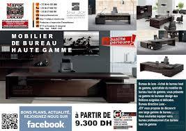 mobilier de bureau haut de gamme n 1 en mobilier bureau rabat casablanca deco inovation meuble rabat