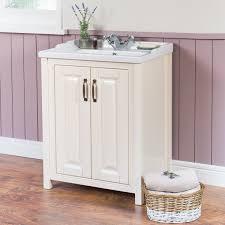Bathroom Vanity Unit Uk by Traditional Bathroom Vanity Sink Floorstanding Smooth Ivory
