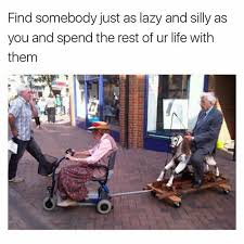 Funny Couple Meme - 10 fresh elderly memes 1 i love you from the head tomatoes