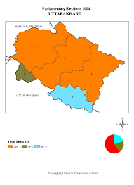 Gujarat India Map by Election Commission Of India