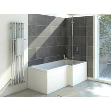 l shaped baths screens from bathshop321 l shape shower baths