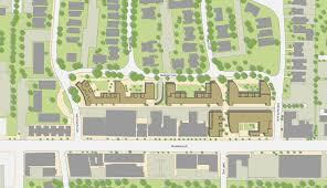 Washington Square Map by Lofts Of Washington University Uli Case Studies