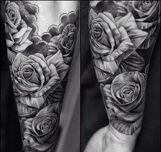 20 black and grey tattoos that capture emotions inkdoneright