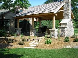 patio with pergola and fireplace garden club pinterest outdoor