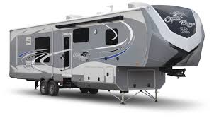 Open Range Travel Trailer Floor Plans by Open Range Rvs Fifth Wheels U0026 Toy Haulers Lazydays Rv
