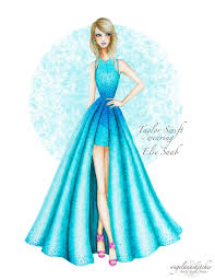 best 25 dress design drawing ideas on pinterest dress drawing