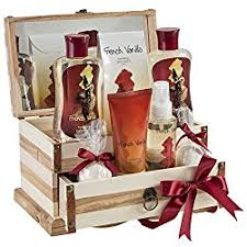 organic spa gift baskets spa day gift basket idea