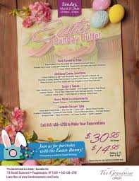 Easter Brunch Buffet by Easter Brunch And Sunday Dinner