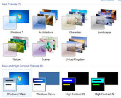 windows 7 desktop themes united kingdom speed up windows 7 with these 8 simple tips