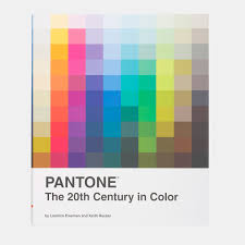Pantone Color Pallete Pantone The 20th Century In Color 100 Years Of Color