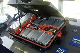 nissan leaf battery warranty nissan uk plant begins making leaf batteries electric vehicle news