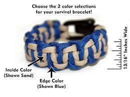 weave survival bracelet images Premium basic paracord survival bracelet cobra belly bar weave jpg